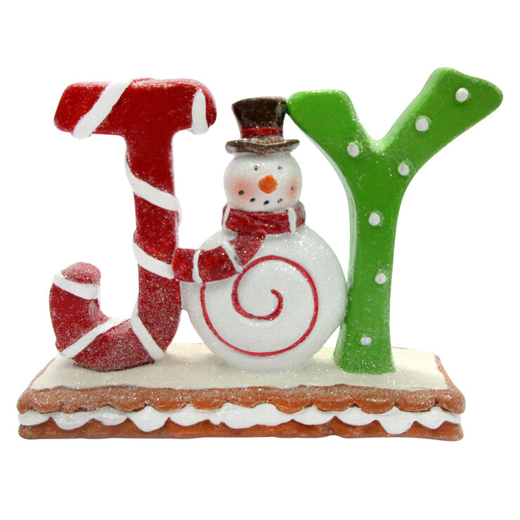 4in. Gingerbread Decor Indoor christmas decorations