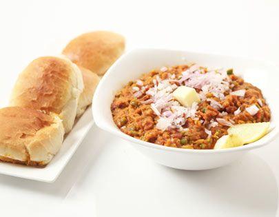 Rajma pav bhaji indian curries pinterest pav bhaji bhaji food forumfinder Gallery