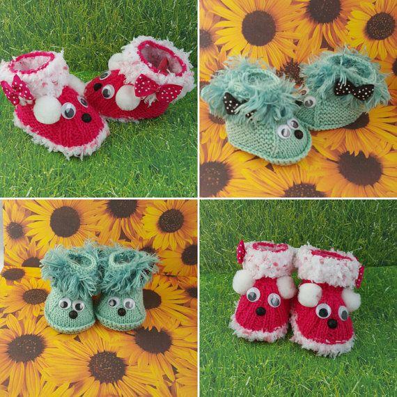 Https Www Etsy Com Listing 279237180 Stays On Feet Baby Socks With