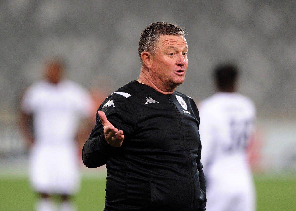 Hunt gives up hopes of landing the Bafana job By Minenhle