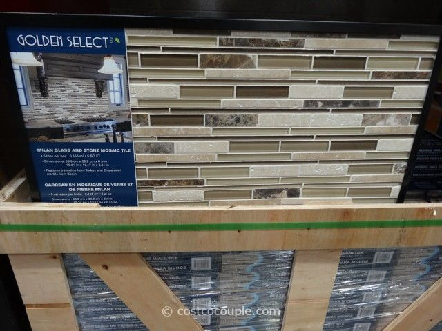 Golden Select Milan Mosaic Tile Mosaic Tiles Mosaic Remodel