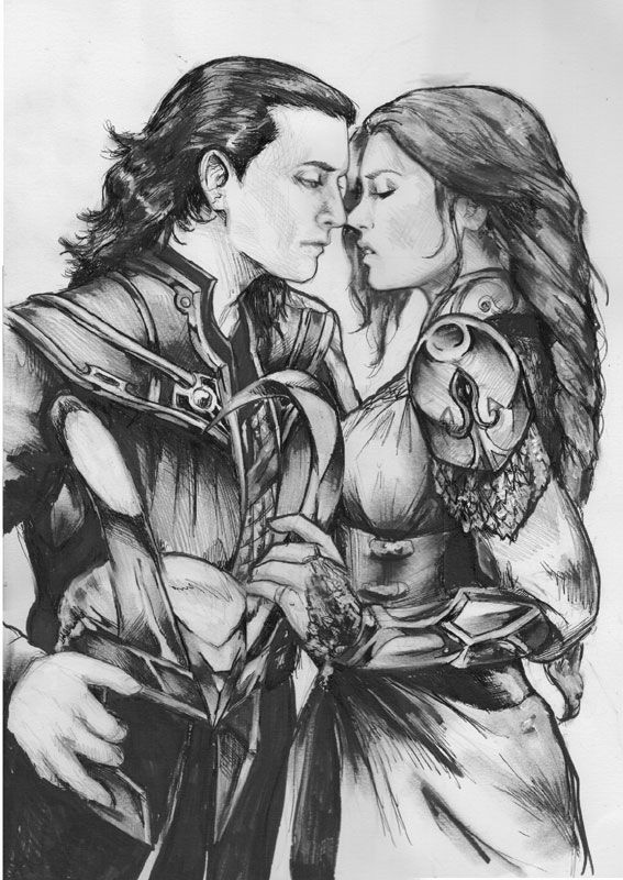 Loki and Jane