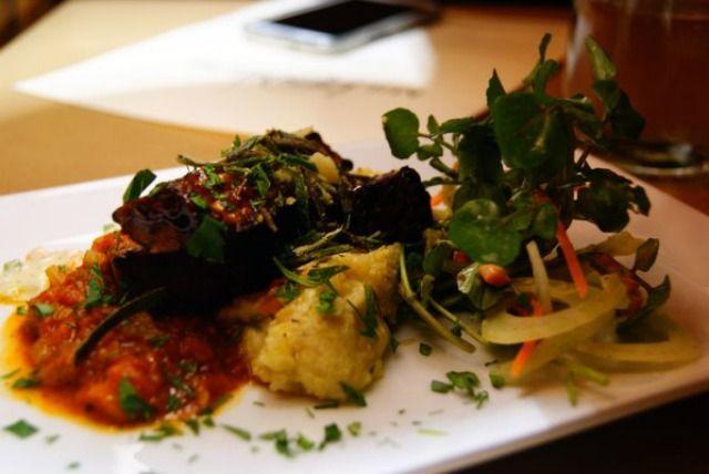 The 6 Best Vegan Restaurants In The Bay Area Vegan Restaurants Best Vegan Restaurants Vegan Recipes