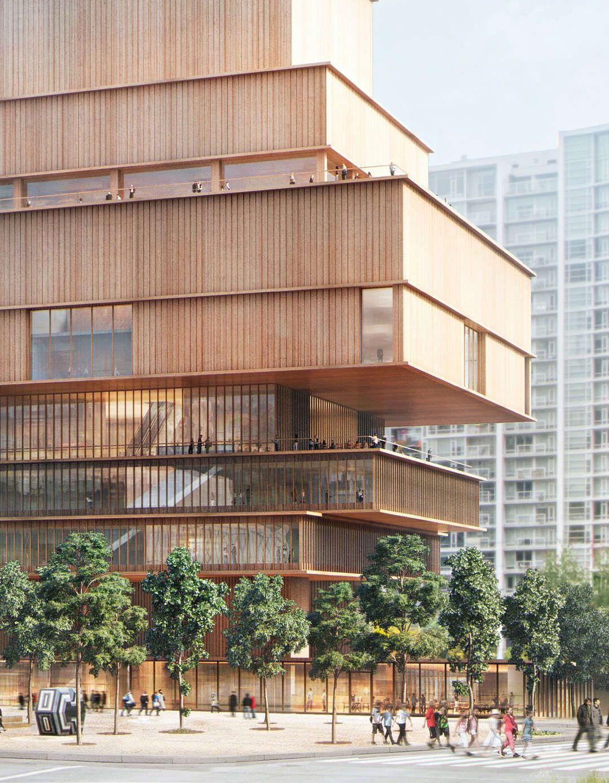 The Urban Totem Herzog And De Meuron S Vancouver Art