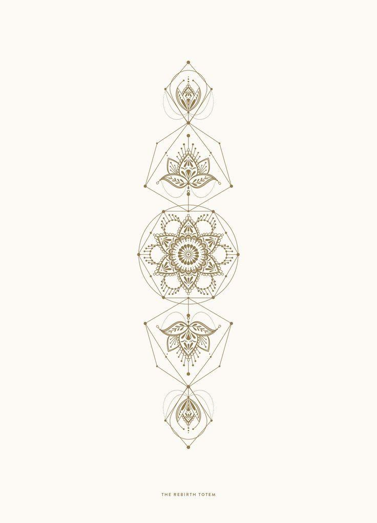 Graphic Design Ideas Rebirthtotem Cocorrina 1 Tattoo Tatoos And
