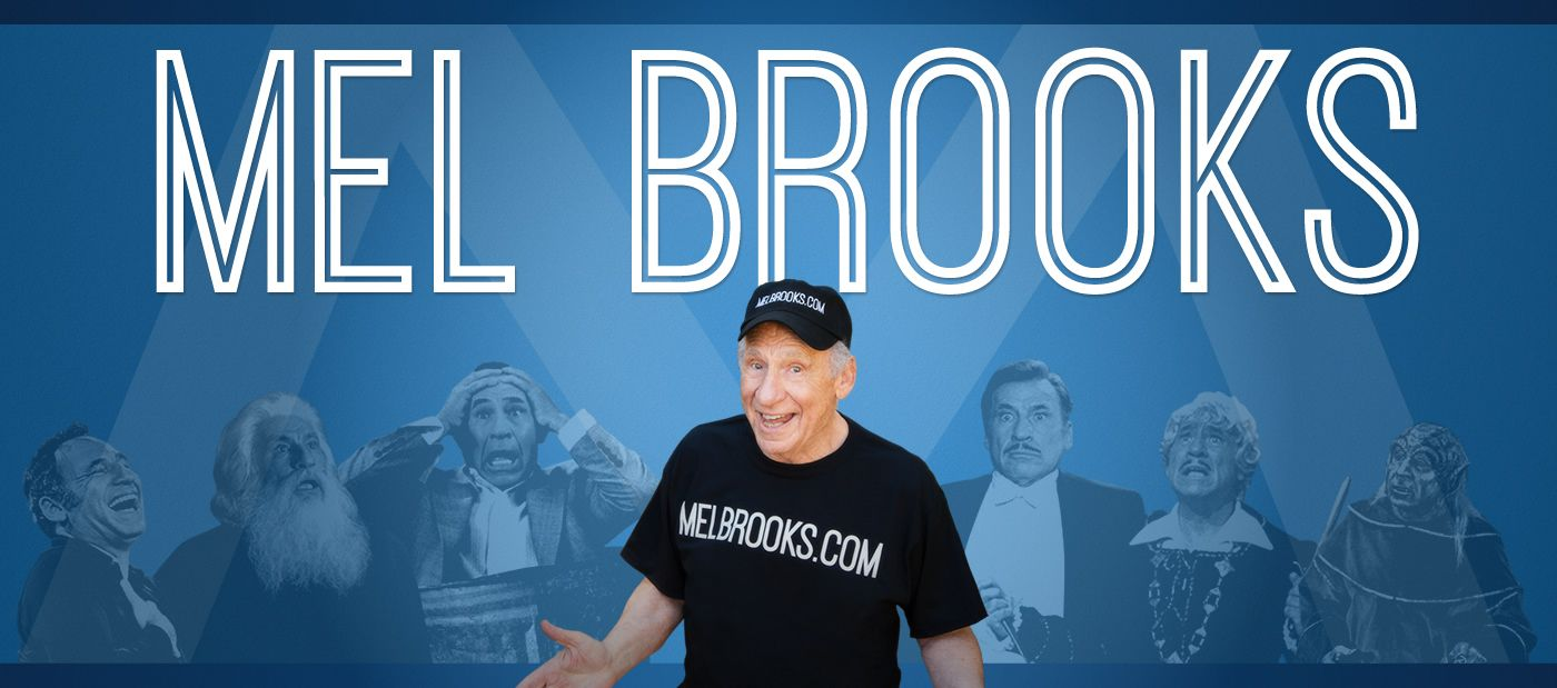 Mel Brooks Make a Noise now on Netflix The Official