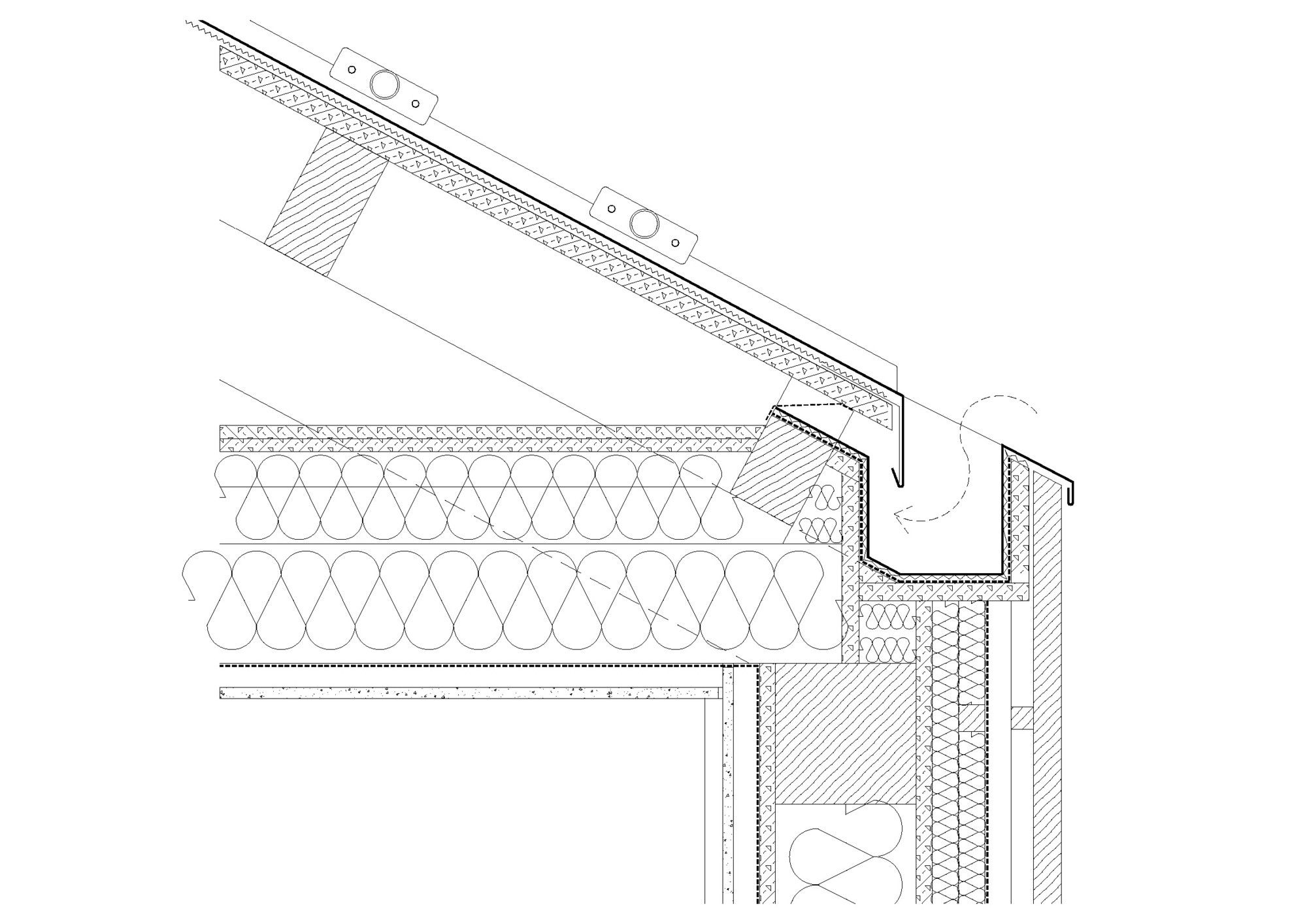 Gallery Of Gardening Center Architekti Drnh 25 Roof Architecture Roof Detail Zinc Roof