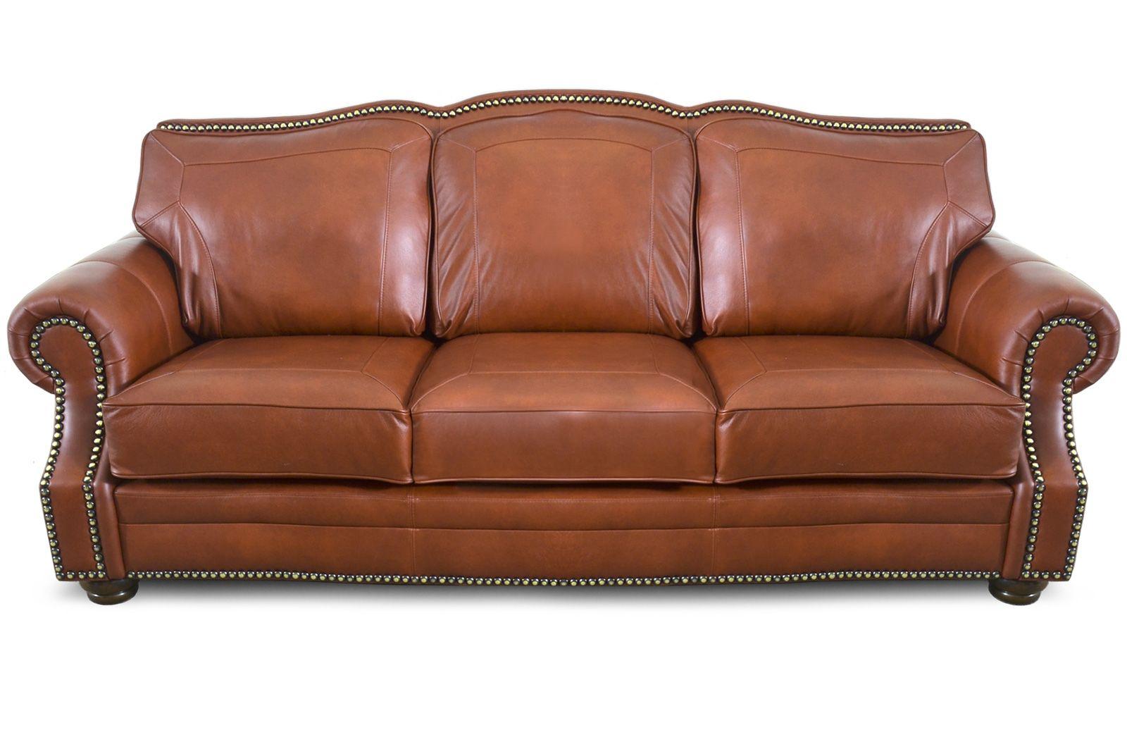 Walton Sofa ‹‹ The Leather Sofa Company | Leather Furniture ...