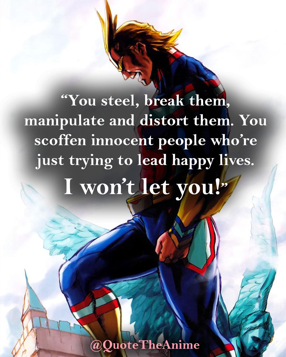 41 Powerful My Hero Academia Quotes Images Wallpaper Qta Hero Quotes My Hero Hero
