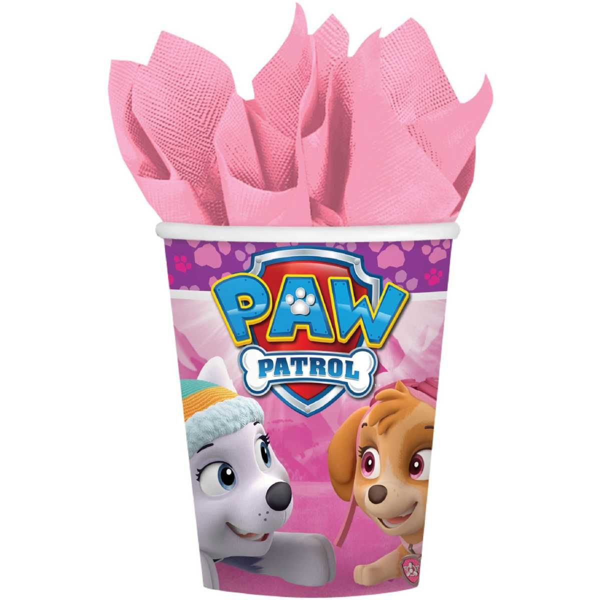 Paw Patrol Girls 9oz Cup Paw patrol Girls cup and Cups