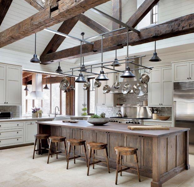 A kitchen for entertainment | Fantastic Kitchens | Pinterest