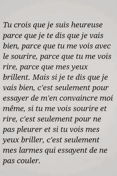Tristesse Amour Citation Tristesse Citation Et Belles