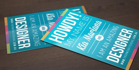 Free Retro Typography Business Card Print Template Designers Best Friend - Googl_2013-02-14_15-37-30