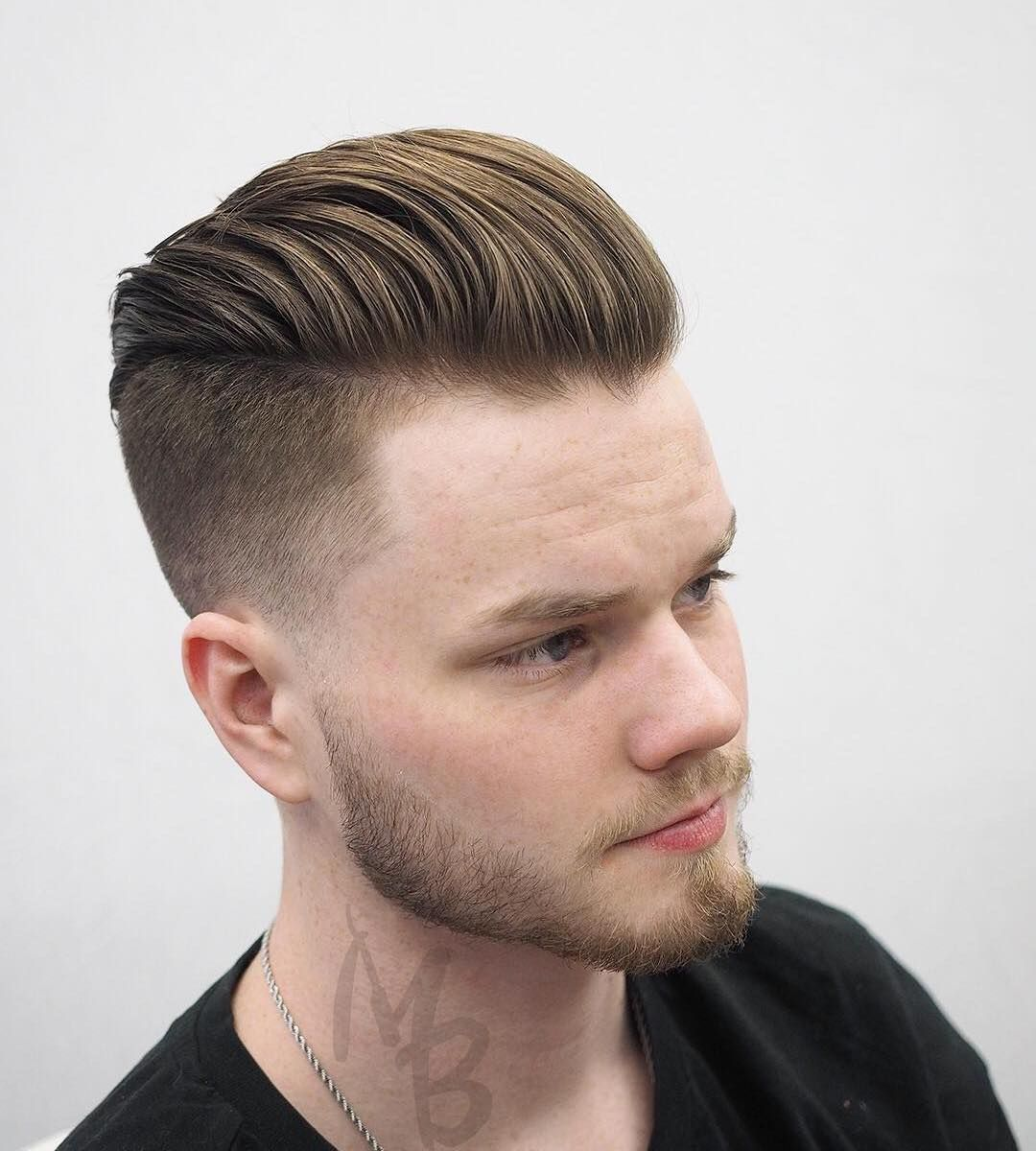 To acquire Undercut for men haircut back picture trends