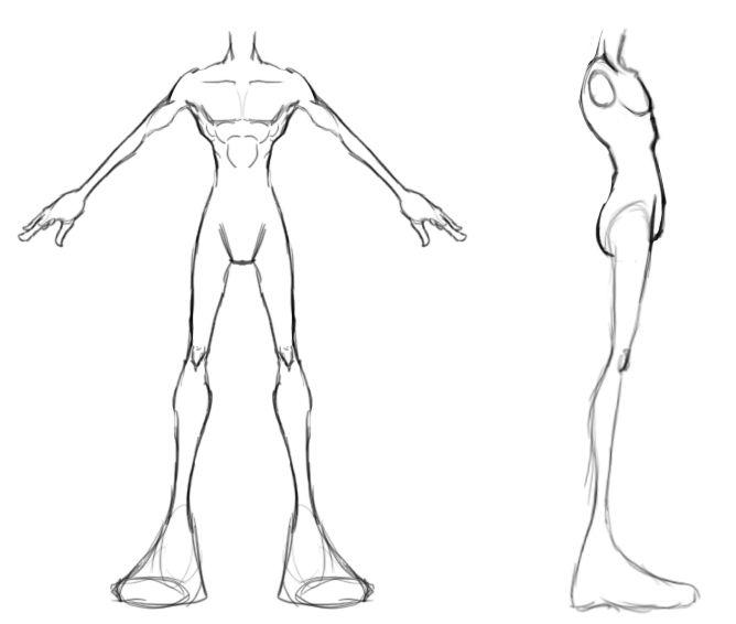 Model Sheet Stylized Male By 3dmodeling On Deviantart Character Model Sheet Cartoon Character Design Character Sheet Template
