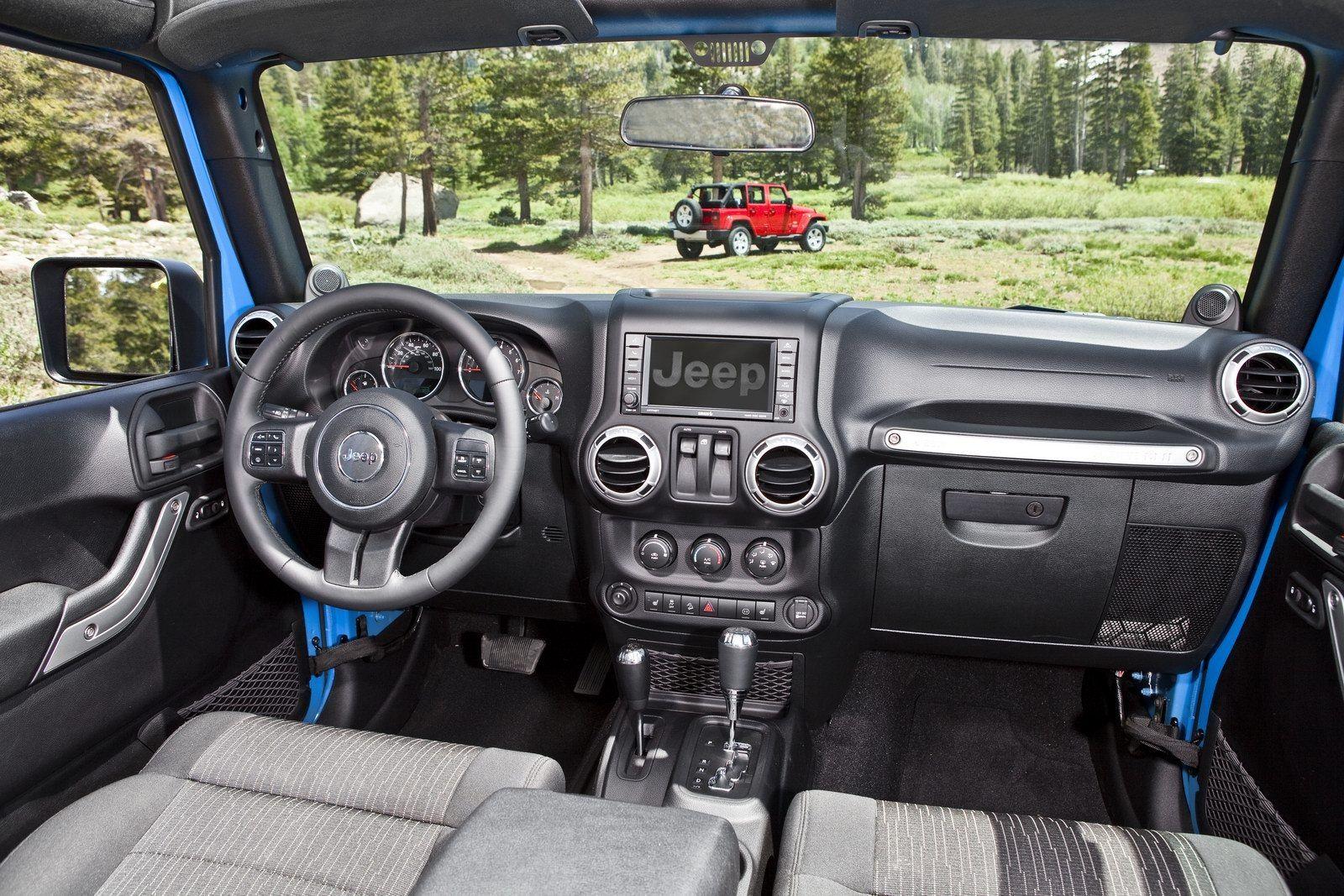 2012 Jeep Wrangler Mpg Http Carenara Com 2012 Jeep Wrangler Mpg 1485 Html 2012 Jeep Wrangler Fuel Economy Figures Improve 9 Jeep Wrangler Jeep Interiores
