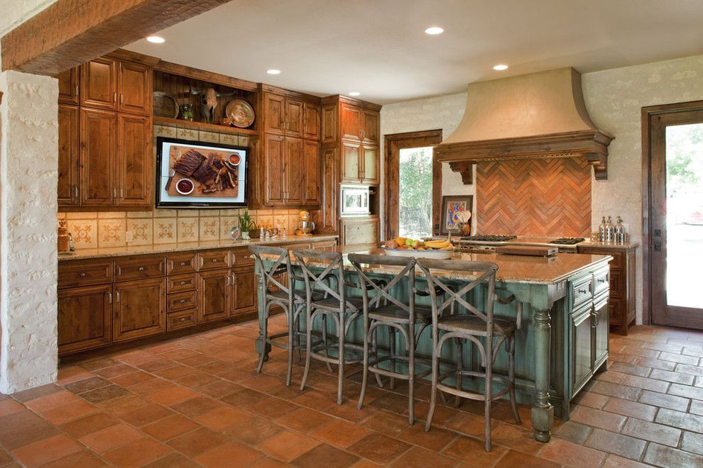 Ridgewood - eclectic - kitchen - austin - Vanguard Studio Inc.
