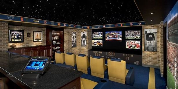 best man caves | Game Room Ideas