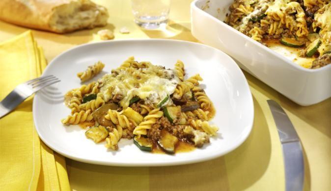 Köstliches aus Italien: Bologneser Nudelgratin Melanzane | maggi.de