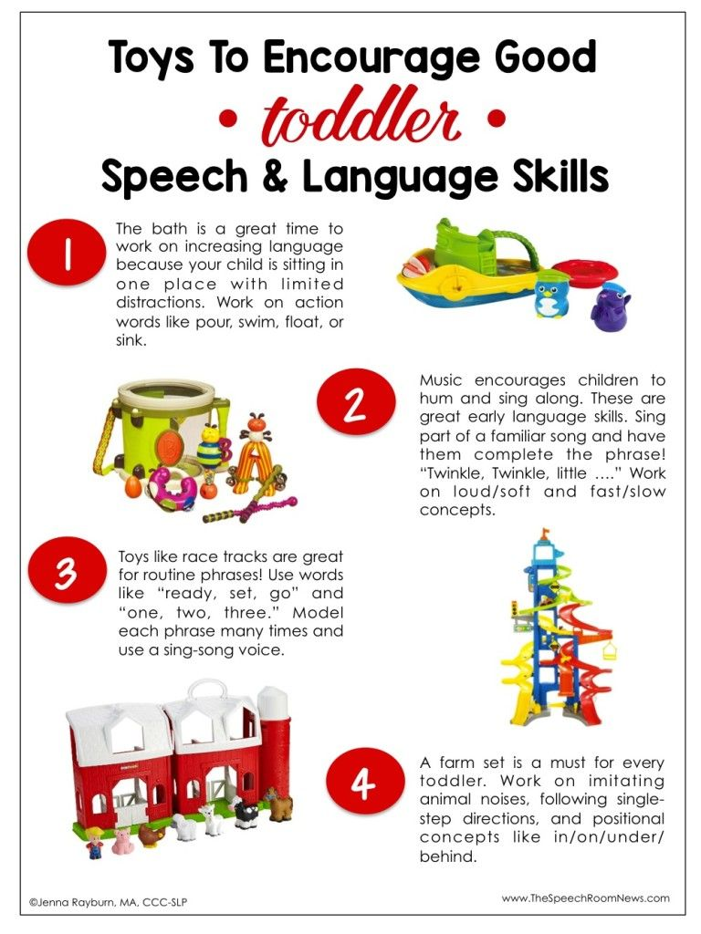 The Best Toys To Increase Speech And Language Skills Slp