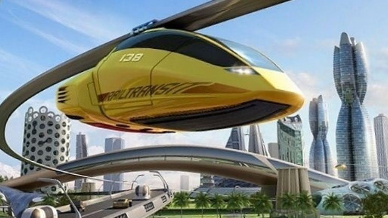 Vehicles Of The Future Future Transportation System 2050
