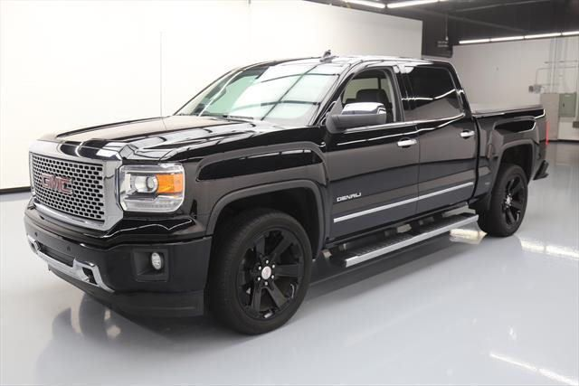 Cool Amazing 2015 Gmc Sierra 1500 Denali Crew Cab Pickup 4 Door