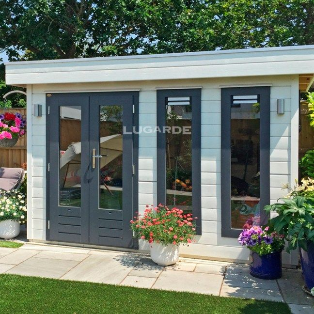 Our Range Of Square And Rectangular Summerhouses Will