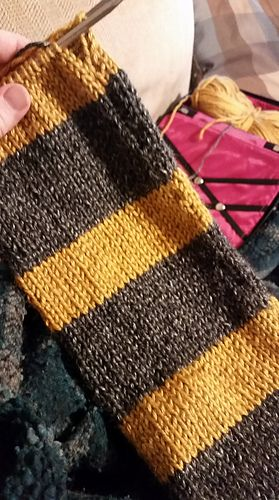 Photo of Newt Scamander Fantastic Beasts Scarf