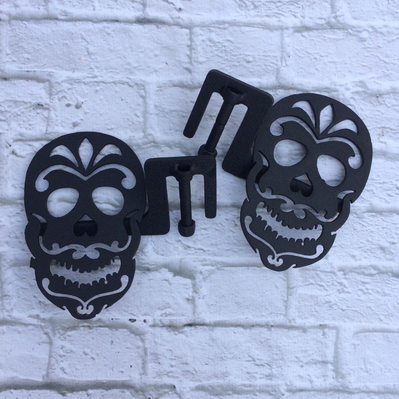 Sugar Skulls Foot Pegs For Jk Tj Cj Y J By Jeepjunk On Etsy Https
