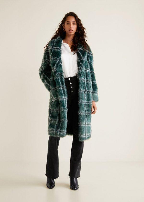 зимнее пальто 2020 для женщин