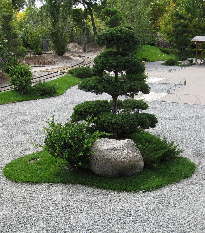 Japanese Garden Indoor: 庭, 庭園, エクステリア