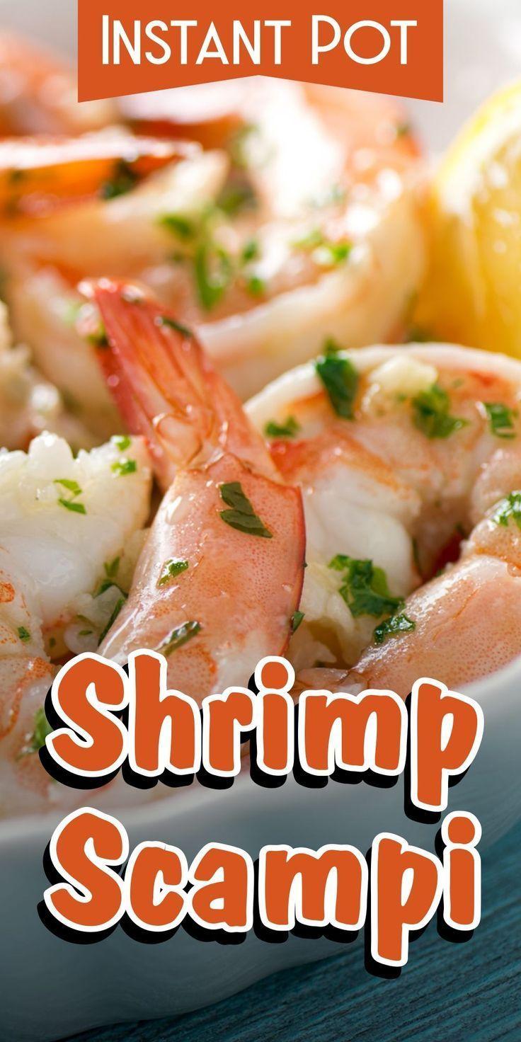 Instant Pot Shrimp Scampi - Corrie Cooks#cooks #corrie #instant #pot #scampi #shrimp