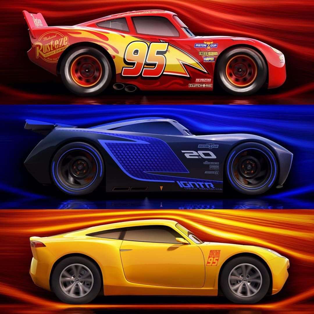 Disney On Instagram On The Fast Track To Cars3 Pixarcars Carros De Cinema Wallpapers Carro Carros
