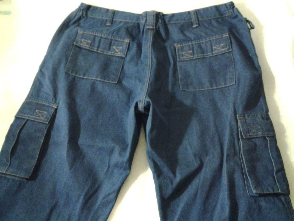 "Mens Size 44/26 Comfort System Carpenter Jeans ""EXCELLENT CONDITION"" #comfortsystem #Carpenter"