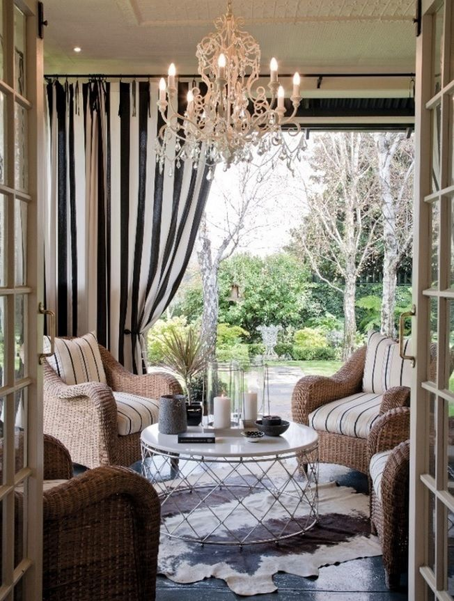 Superior Depiction Of Indoor Outdoor Curtains Displaying Beautiful Details That Can  Be The Source Of Attraction