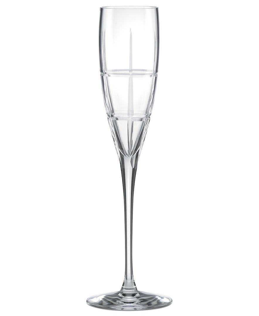 521cef9444a4 Lenox Stemware, Skyline Flute | Products | Champagne glasses, Flute ...