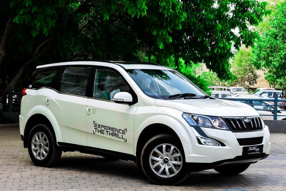 New XUV 500 launched Product launch, News, India