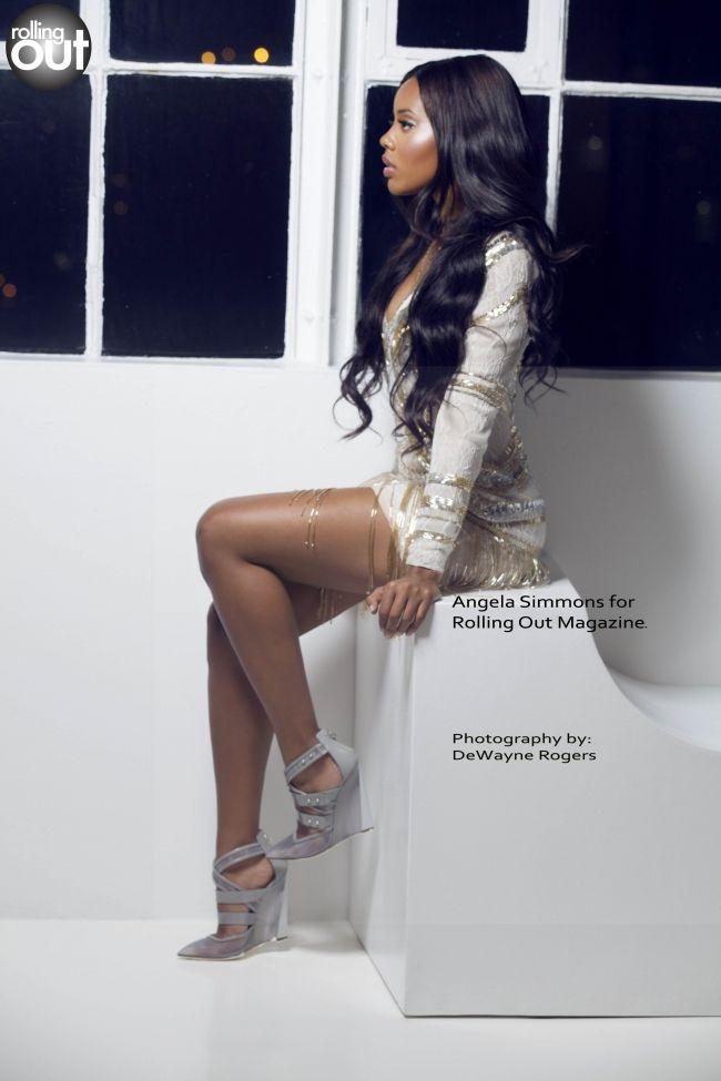Angela Simmons Wonderful Women Of Tv Film Reality Pinterest