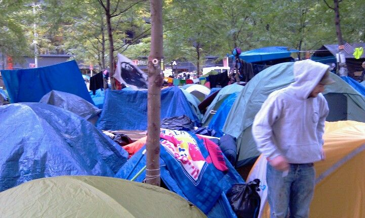 OWS Tent City