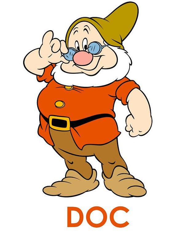doc in seven dwarfs