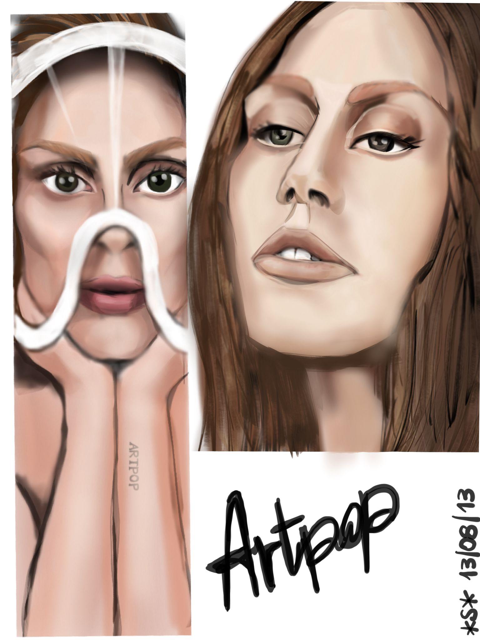 To Lady Gaga ! Artpop