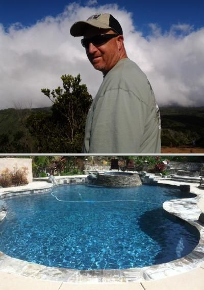 Steve Boone Is A Swimming Pool Contractor Who Offers Reliable Weekly Services He Specializes I Swimming Pool Maintenance Pool Contractors Swimming Pool Repair