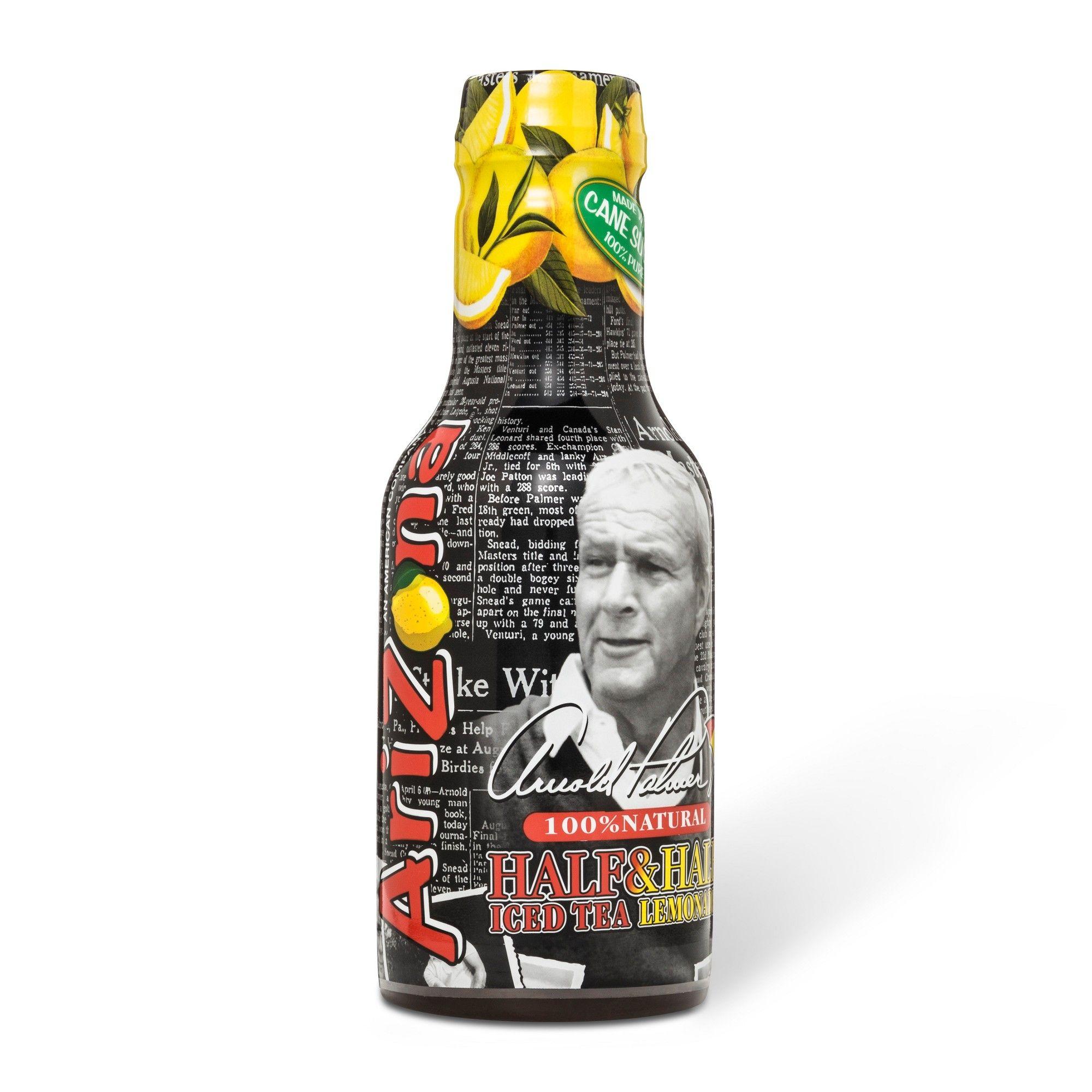 Arizona Arnold Palmer Iced Tea Lemonade - 16 fl oz ...
