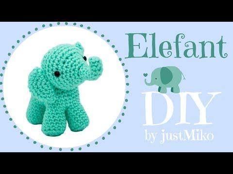 Elefant Häkeln Do It Yourself Zuschauerwunsch Youtube
