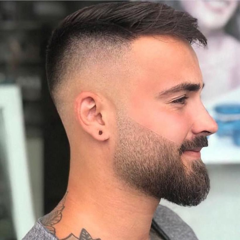 69 Trendy Beard Style For Round Face Men you Must Try