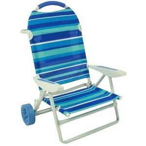 Beach Chair With Wheels American Rocking Styles On The Transporter Sports Outdoors Things