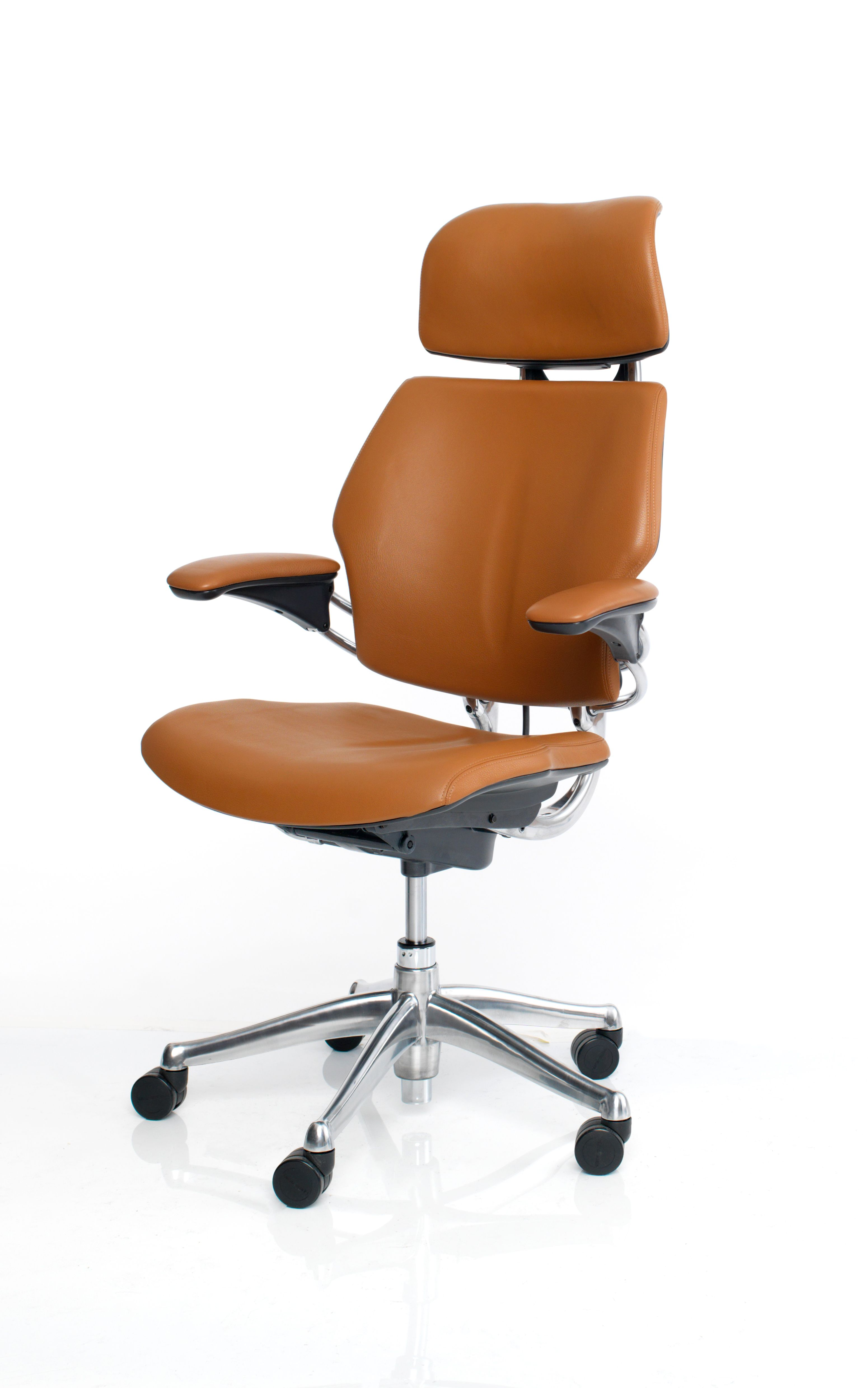 Freedom Headrest Chair Humanscale Niels Diffrient Office