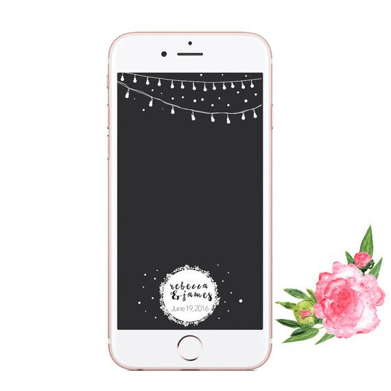 snapchat geofilter by snappinaround on etsy | snapchat geofilter ...