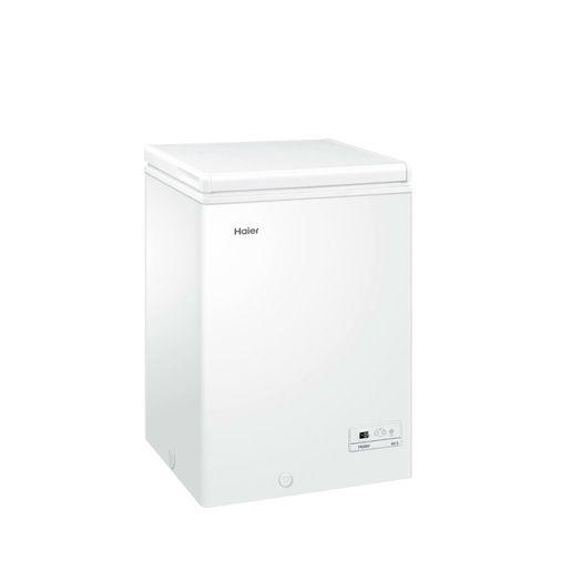 Haier HCE103R, A pozzo, 103 L, 10 kg/24h, SN-T, A+, Bianco