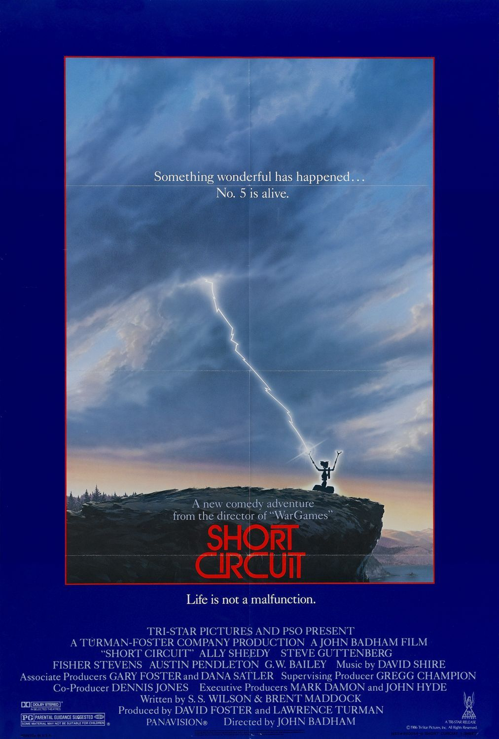 Short Circuit 1986 Pinterest Shorts Johnny 5 No Disassemble On Number